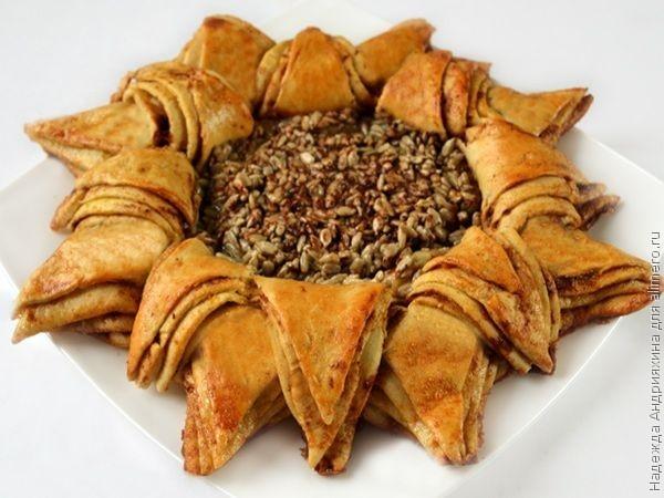 пирог подсолнух (1) (600x450, 144Kb)
