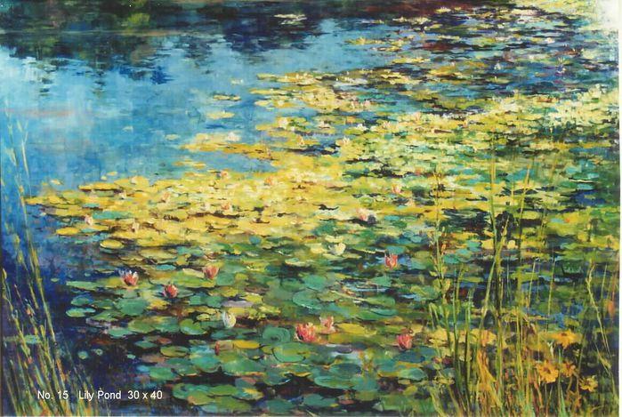 lily pond (700x469, 90Kb)