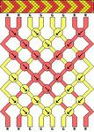 Прямое плетение фенечек из мулине.  Конечно, самыми эффектными и памятными являются фенечки с именем.