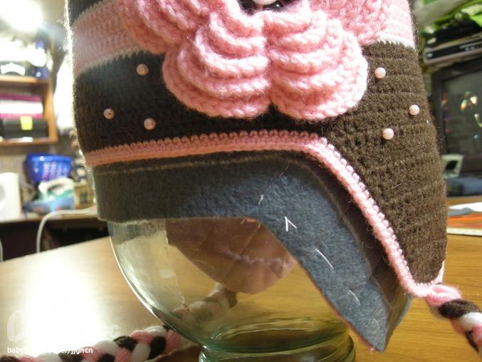 Как сделать подкладку в вязаную шапку