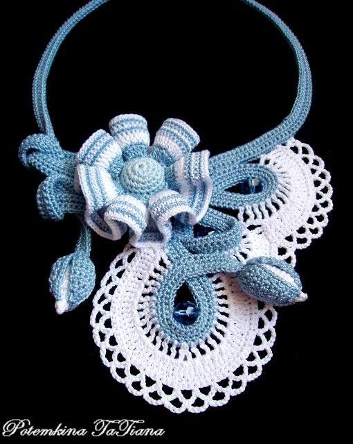 вязаное колье (11) (510x640, 171Kb)