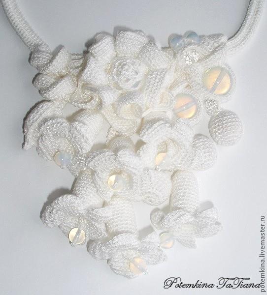 вязаное колье (31) (542x600, 147Kb)