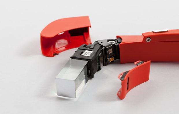 Полный разбор очков Google Glass. Фотографии