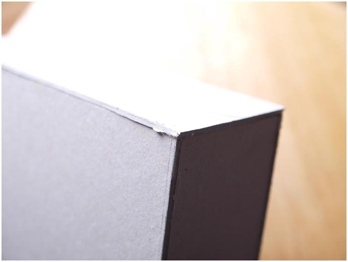 Портфель из картона с подсолнухом и паучком. Подарок для учителя своими руками (11) (700x526, 80Kb)
