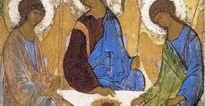 Икона троицы (296x153, 16Kb)