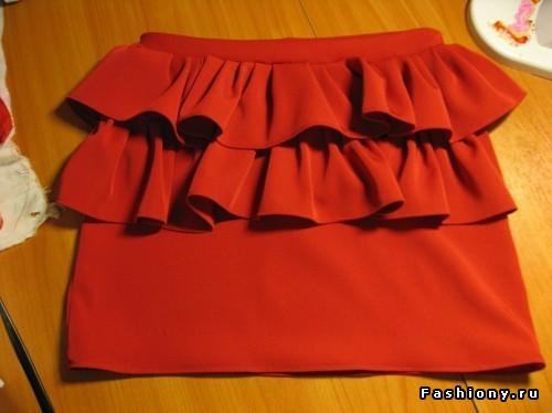 Сшить себе красивую юбку 176