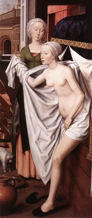 Hans Memling (1485) ak (297x700, 169Kb)