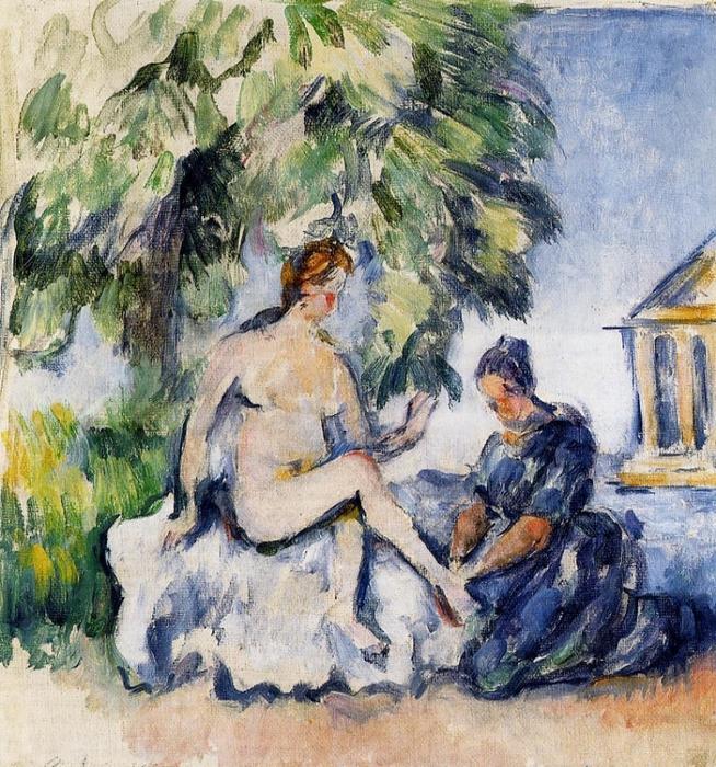 Paul Cezanne (1885-1890) ak (654x700, 437Kb)