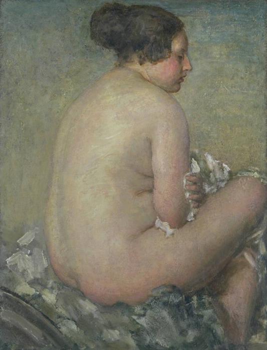 Philip Wilson Steer (1919-1921) ak (533x700, 241Kb)