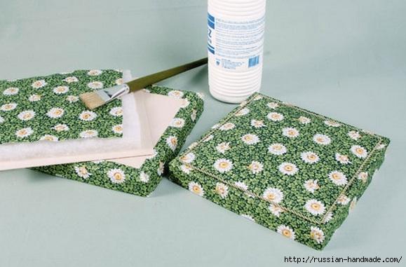 декорирование коробок тканью (7) (579x381, 150Kb)