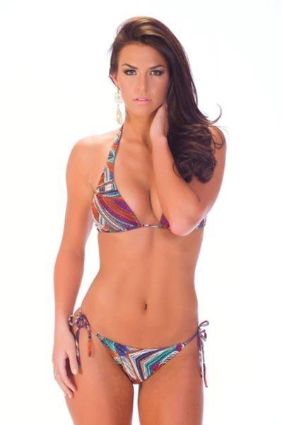 Мисс США 2013. Фотографии участник конкурса красоты в купальниках
