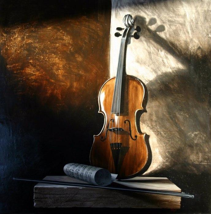 Скрипка в прозе