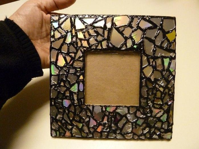 Может как сделать раку из стекла
