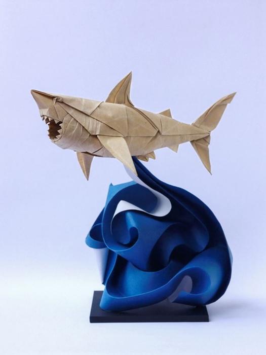 оригами фото (525x700, 193Kb)