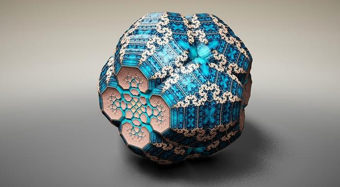 Фракталы фоберже фото Faberge Fractals 4 (700x386, 172Kb)