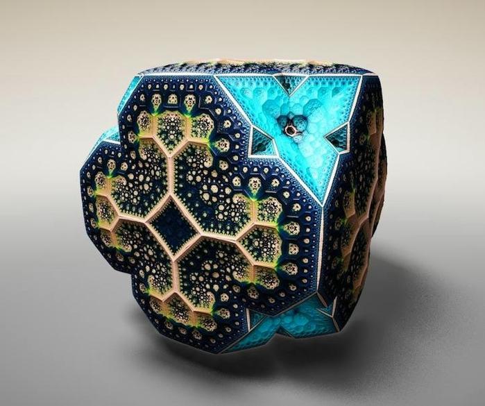 Фракталы фоберже фото Faberge Fractals 7 (700x585, 227Kb)
