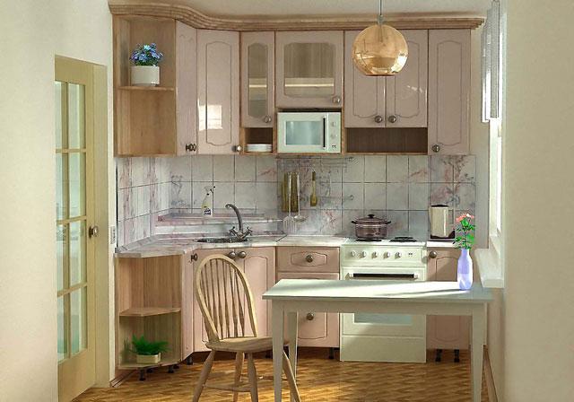 Кухни фото дизайн зеленый