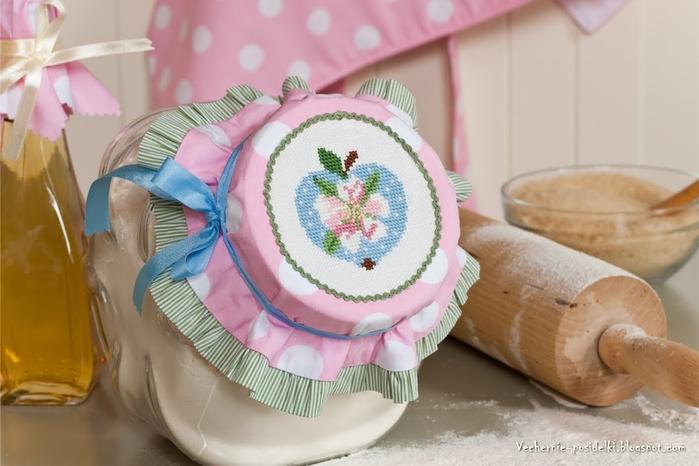 Текстиль а кухню своими руками