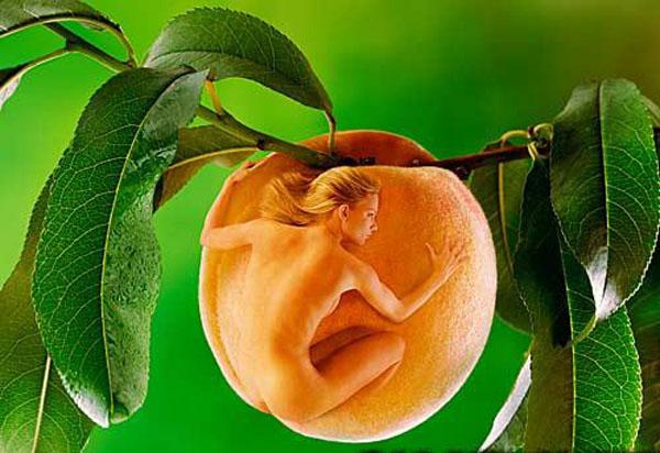 Персик у девушек фото фото 287-68