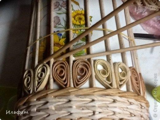 Торсион-папье или папье-вабоско из газет. Самые красивые работы в сети (37) (520x390, 114Kb)