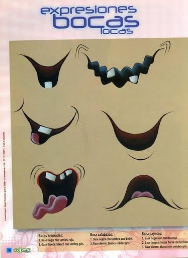 Как нарисовать глазки. Журнал (18) (374x512, 111Kb)