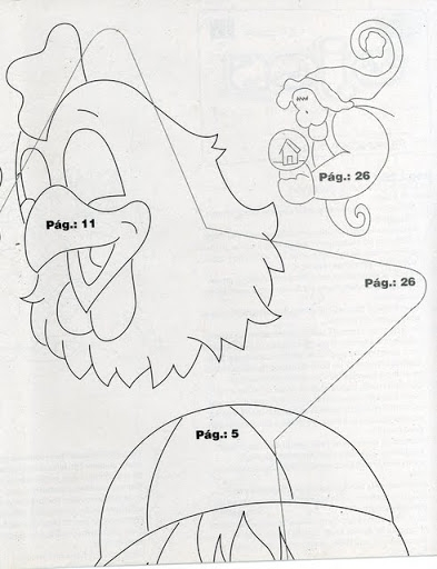 Как нарисовать глазки. Журнал (30) (393x512, 108Kb)