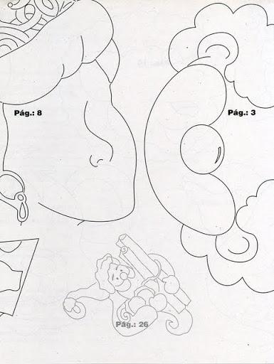Как нарисовать глазки. Журнал (32) (385x512, 106Kb)