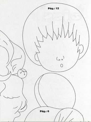 Как нарисовать глазки. Журнал (38) (383x512, 96Kb)