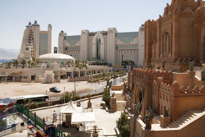 Город царей в Эйлате (Израиль) (10) (700x466, 135Kb)