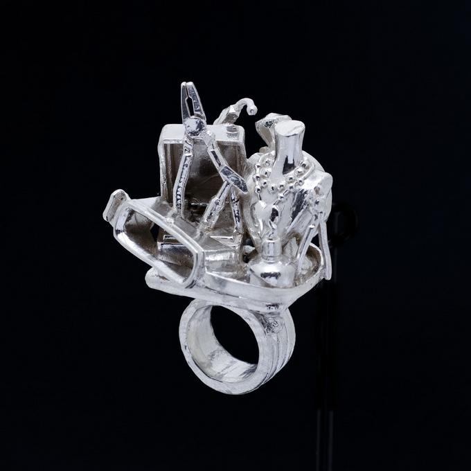 скульптурные кольца Rebecca Rose 8 (680x680, 205Kb)