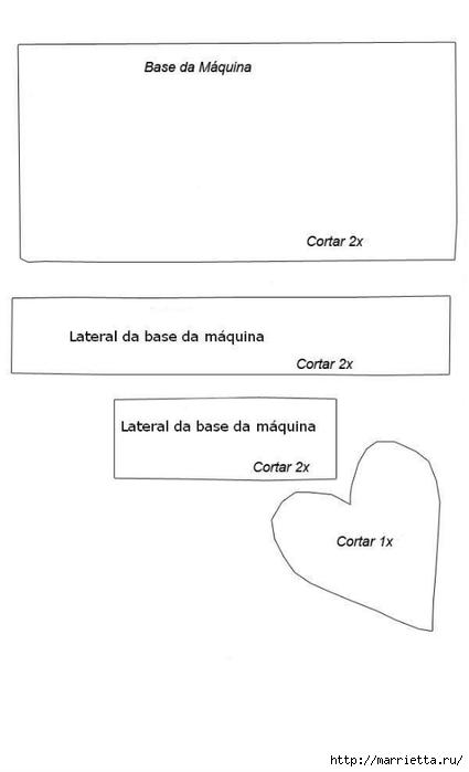 Игольница ШВЕЙНАЯ МАШИНКА Мастер-класс с выкройкой (12) (425x700, 46Kb)