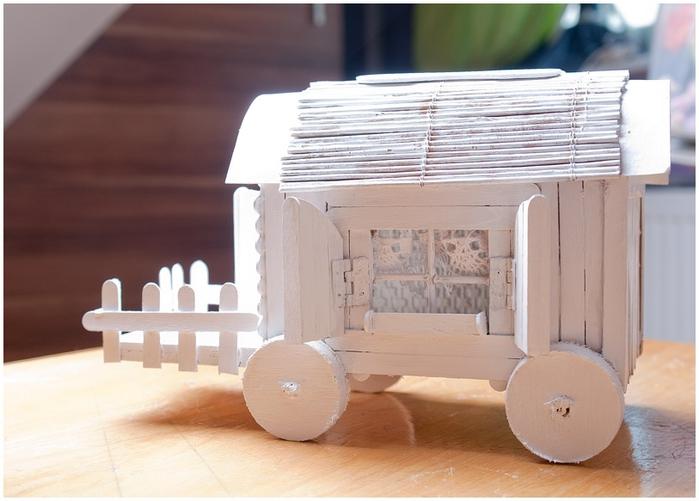 Домик на колесах из картона и палочек от мороженого. МАСТЕР-КЛАСС (58) (700x501, 202Kb)