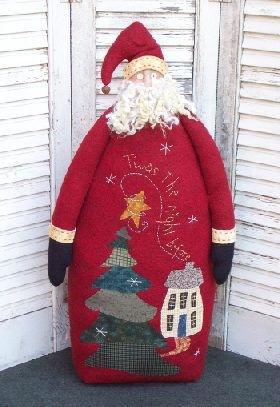 Santa Klaus rojo parado 1 (280x407, 108Kb)