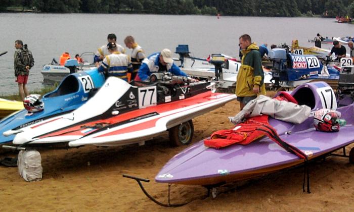водные спортивные лодки