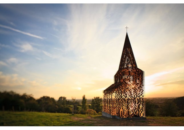 церковь Бельгия 2 (645x455, 195Kb)