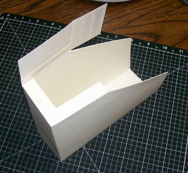 Как сделать своими руками подставку для бумаг