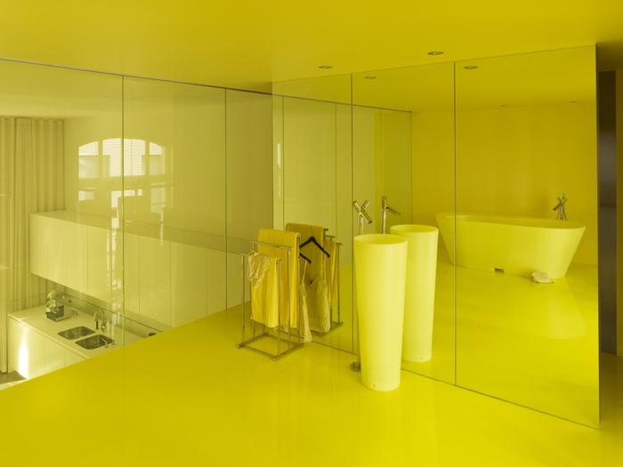 26.08.11. Дизайну ванной комнаты мы
