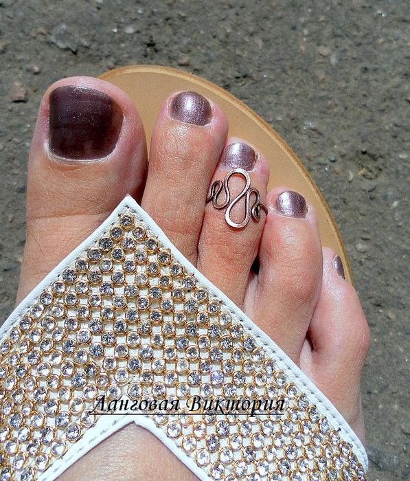 Как сделать кольцо для пальца