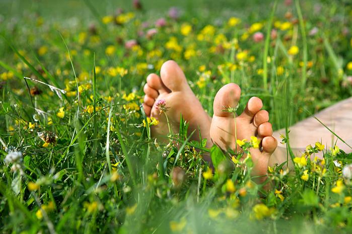 Грибок ногтей высохнет до корня