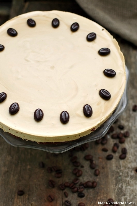Нежнейший торт с кофейным муссом (1) (464x700, 188Kb)