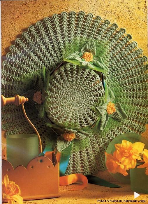 вязание крючком ажурные шляпки (3) (508x699, 378Kb)