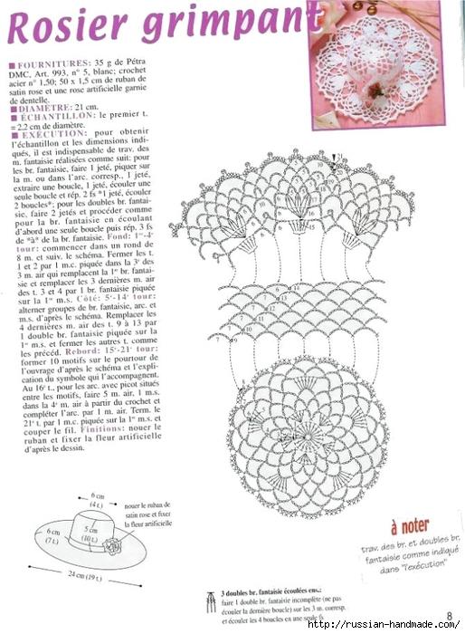 вязание крючком ажурные шляпки (27) (514x700, 232Kb)
