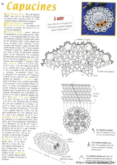 вязание крючком ажурные шляпки (31) (495x699, 257Kb)