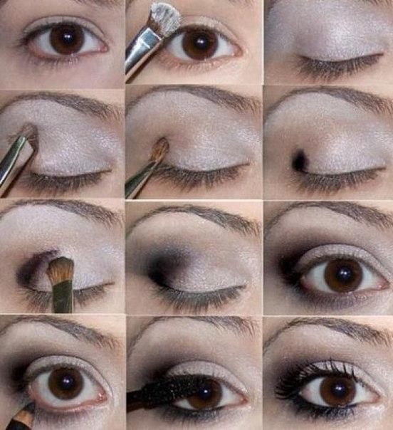 макияж на каждый день (552x604, 234Kb)