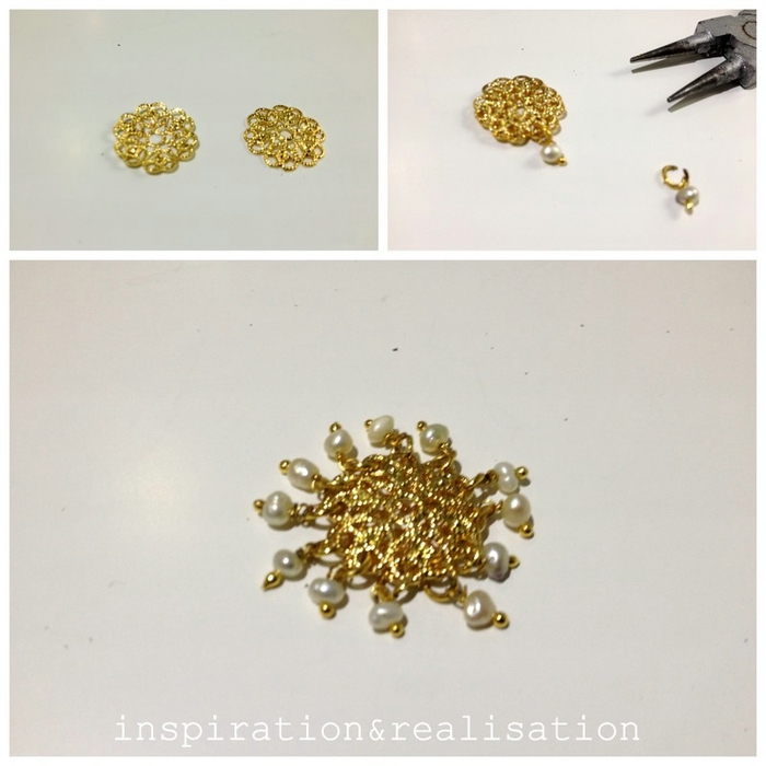 Отличный МК, замечательное украшение на руку этот браслет, который делается из бисера, камней, цепочки и не только.