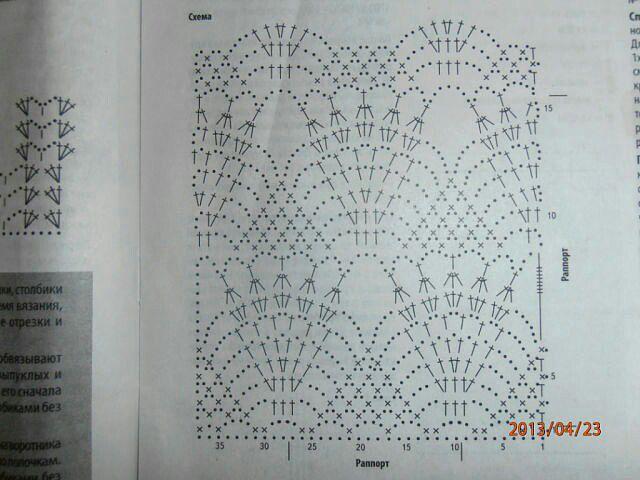 схема вязания туники крючком     /5156954_shema (640x480, 52Kb)