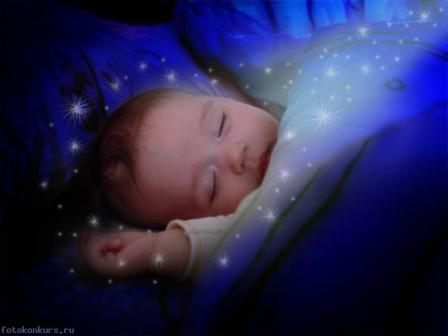 ребенок спит (448x336, 20Kb)