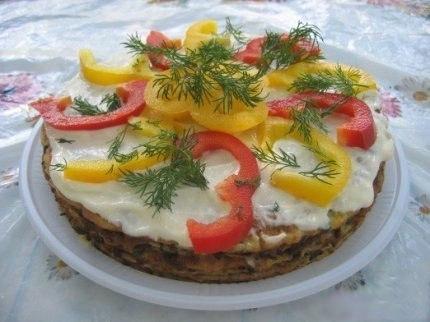 кабачковый торт (430x322, 122Kb)