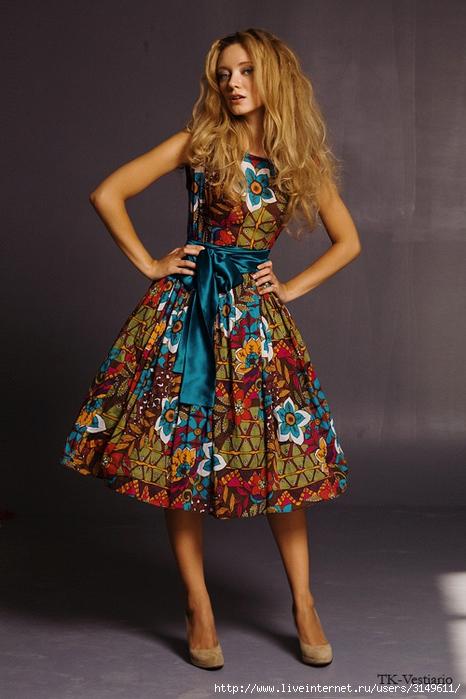 Платья и сарафаны шьем сами