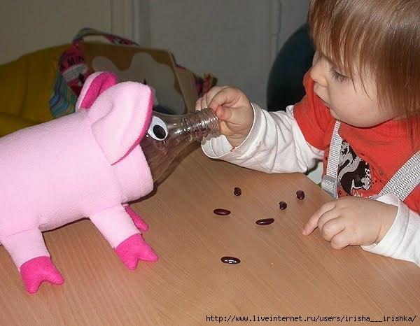Развивающие игрушки для 2 лет своими руками